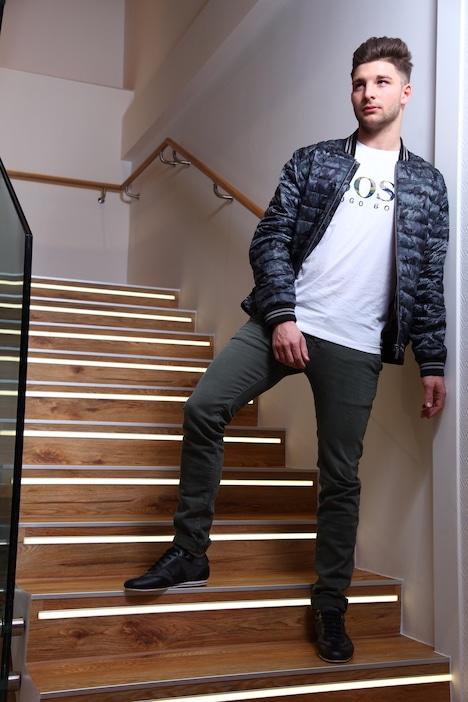 mode - daniel hechter, boss , pepe jeans